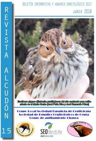 Portada Revista Alcudón Nº 15